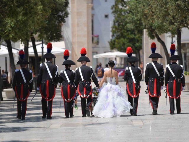 Il matrimonio di Antonello e Grazia a Martina Franca, Taranto 16