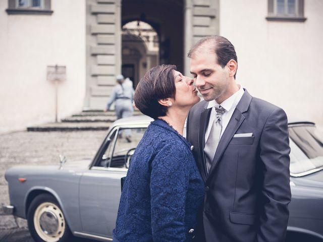 Il matrimonio di Mauro e Chiara a Rignano sull'Arno, Firenze 3