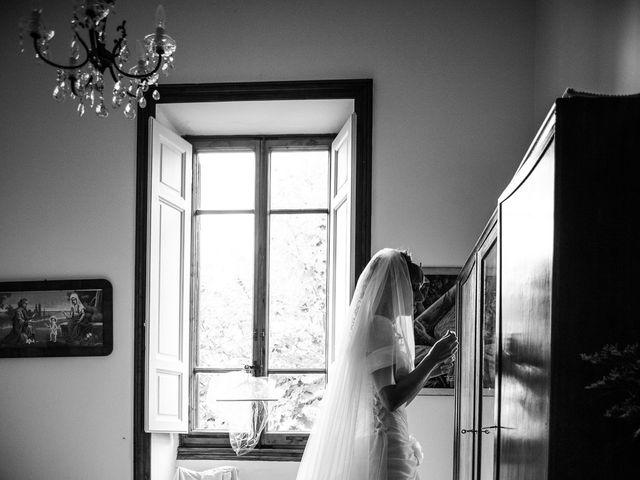 Il matrimonio di Mauro e Chiara a Rignano sull'Arno, Firenze 4