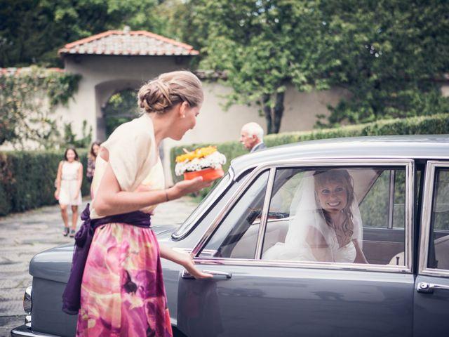 Il matrimonio di Mauro e Chiara a Rignano sull'Arno, Firenze 8