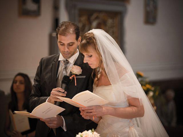 Il matrimonio di Mauro e Chiara a Rignano sull'Arno, Firenze 12