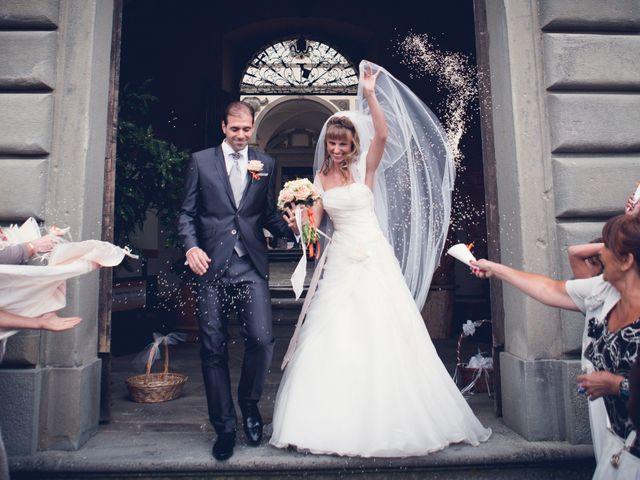 Il matrimonio di Mauro e Chiara a Rignano sull'Arno, Firenze 14