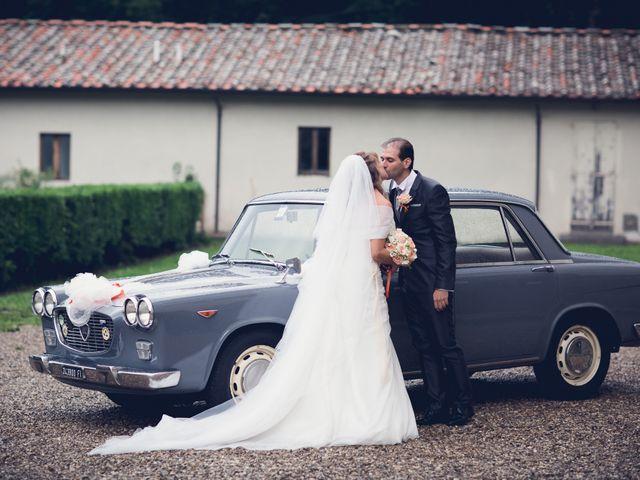 Il matrimonio di Mauro e Chiara a Rignano sull'Arno, Firenze 15