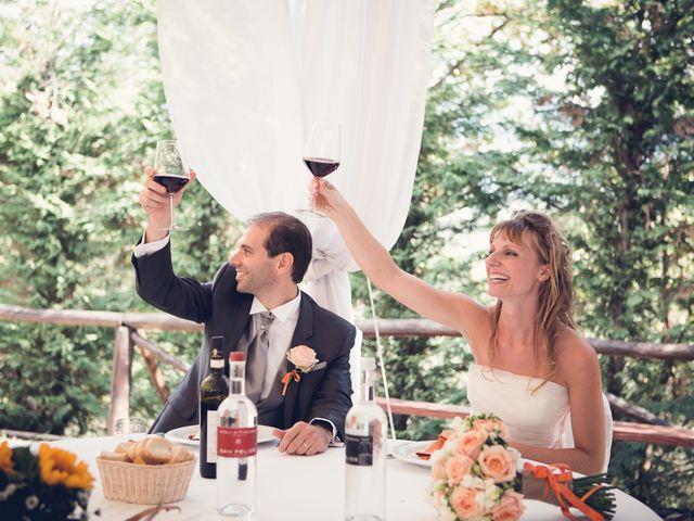 Il matrimonio di Mauro e Chiara a Rignano sull'Arno, Firenze 24