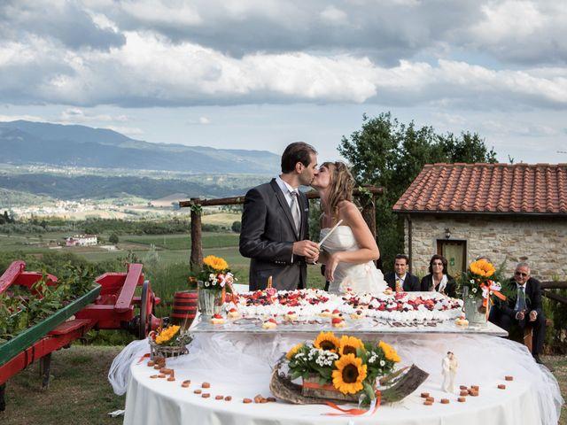 Il matrimonio di Mauro e Chiara a Rignano sull'Arno, Firenze 26
