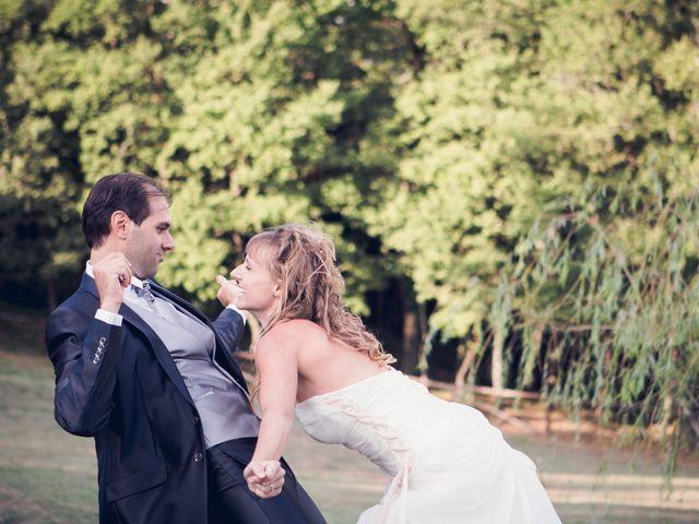 Il matrimonio di Mauro e Chiara a Rignano sull'Arno, Firenze 29