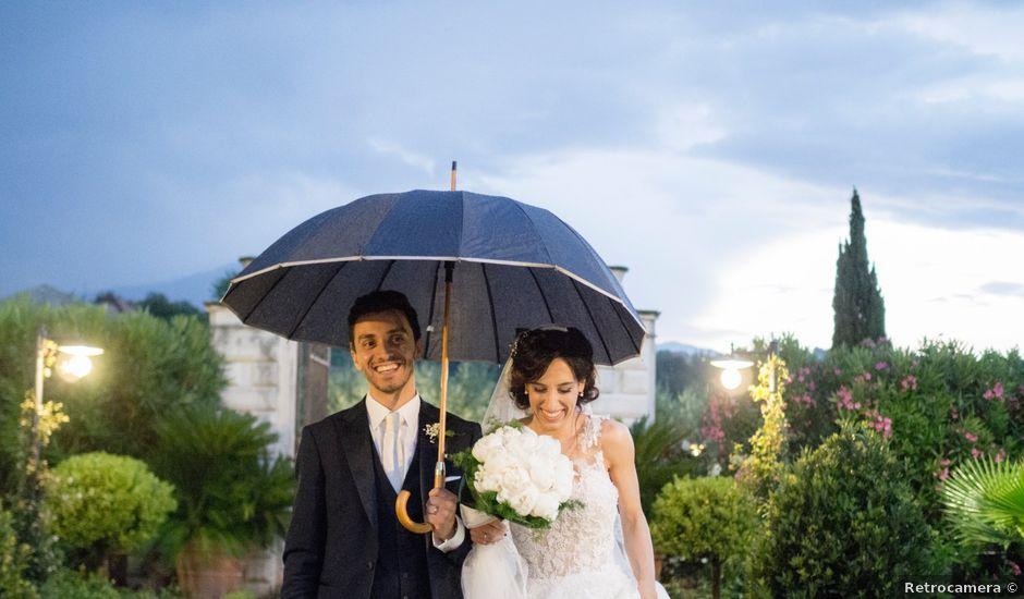 Il matrimonio di Gabriele e Marianna a Catania, Catania