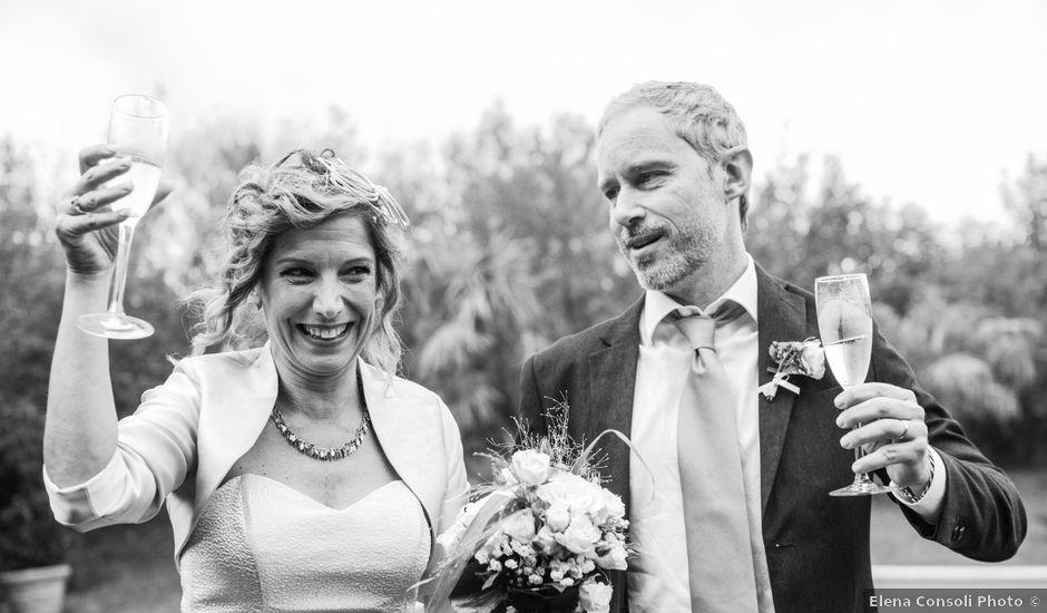 Il matrimonio di Giulio e Alessandra a Ronciglione, Viterbo