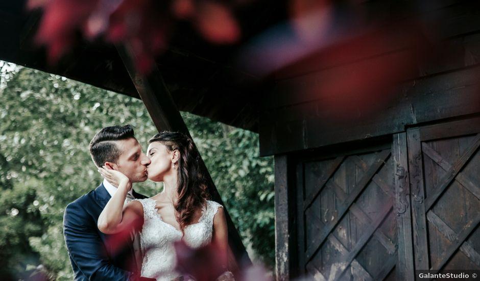 Il matrimonio di Davide e Grazia a Valeggio sul Mincio, Verona