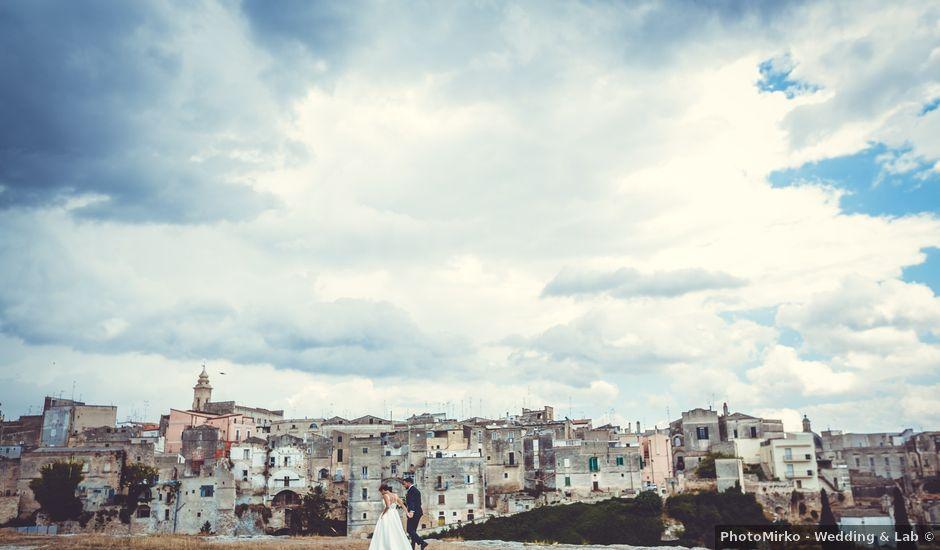 Il matrimonio di Vincenzo e Morena a Bari, Bari