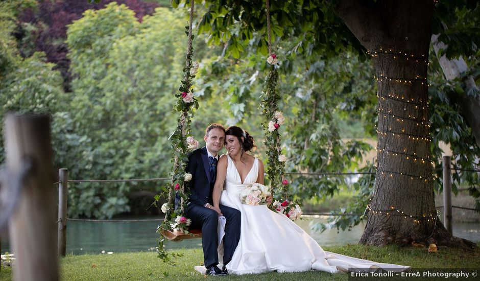 Il matrimonio di Paolo e Alba a Volta Mantovana, Mantova