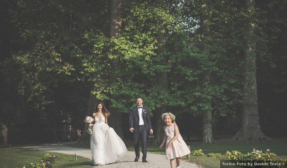 Il matrimonio di Giuseppe e Carmen a Orbassano, Torino