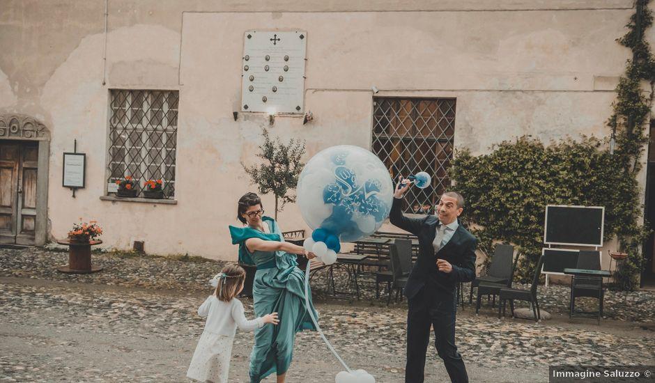 Il matrimonio di Matteo e Paola a Revello, Cuneo