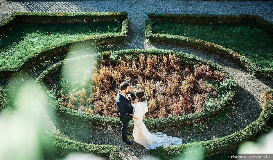 Il matrimonio di Francesco e Rossella a Colle di Val d'Elsa, Siena