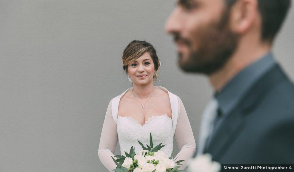 Il matrimonio di Giuliana e Riccardo a Casalmaggiore, Cremona