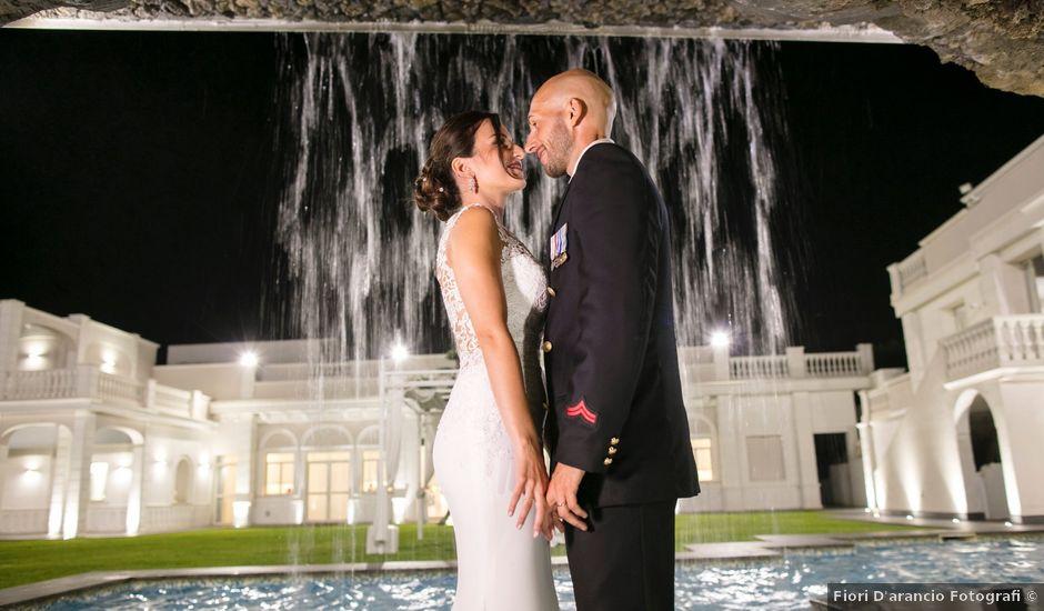 Il matrimonio di Federica e Alessio a San Giovanni la Punta, Catania