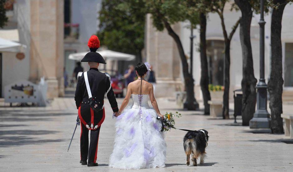 Il matrimonio di Antonello e Grazia a Martina Franca, Taranto