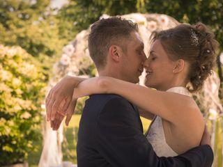 Le nozze di Stefano e Margherita