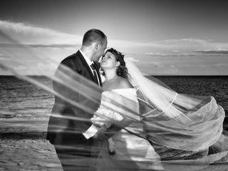 Le nozze di Angela e Kevin