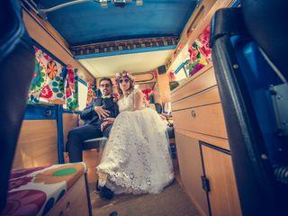 Le nozze di Serena e Vincenzo