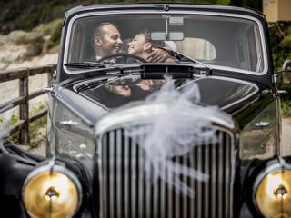 Le nozze di Alessia e Stefano