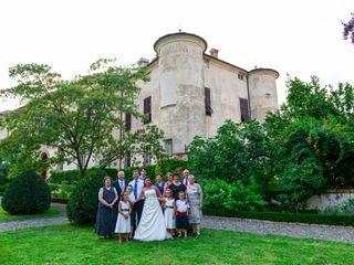 Le nozze di Claire e Mario 1