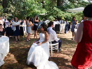 Le nozze di Claire e Mario