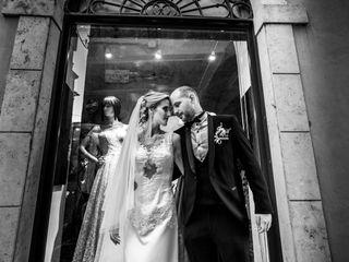 Le nozze di Matteo e Nadia