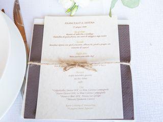 Le nozze di Francesco e Serena 1