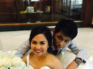 Le nozze di Bernadette e Emmannuel Roy 2