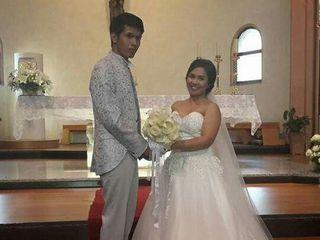Le nozze di Bernadette e Emmannuel Roy 3