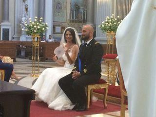 Le nozze di Consuelo  e Mariano