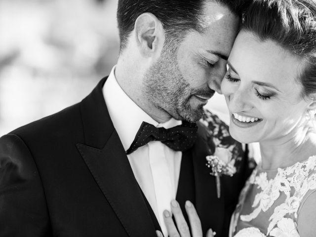 le nozze di Myriam e Roberto