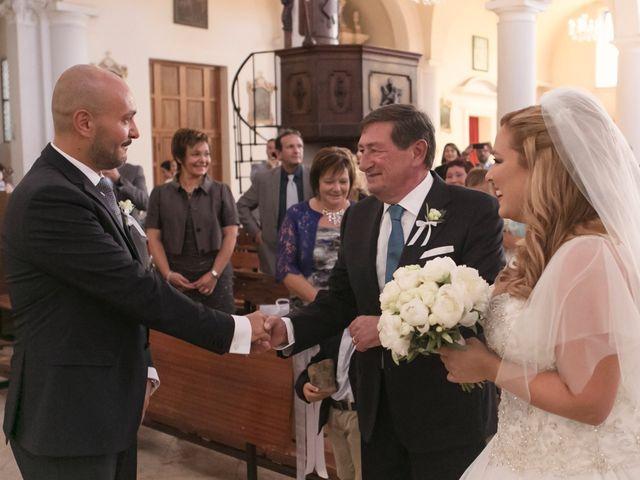 Il matrimonio di Paolo e Roberta a Fiesso Umbertiano, Rovigo 25