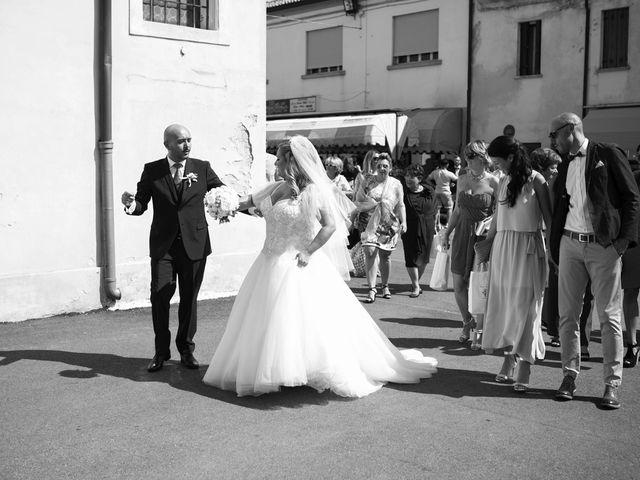 Il matrimonio di Paolo e Roberta a Fiesso Umbertiano, Rovigo 42
