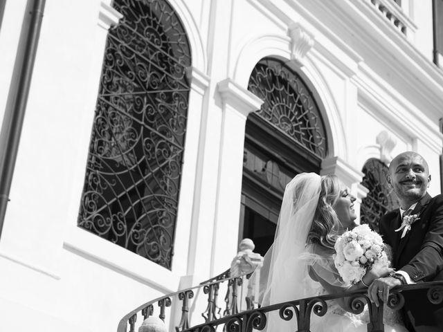 Il matrimonio di Paolo e Roberta a Fiesso Umbertiano, Rovigo 46