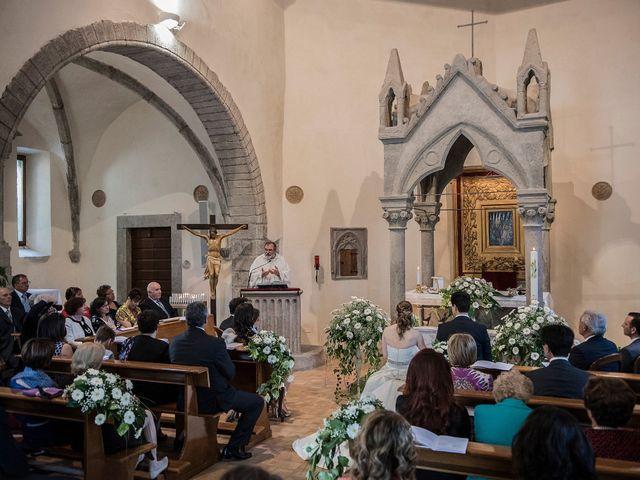Il matrimonio di Alessio e Silvia a Viterbo, Viterbo 14