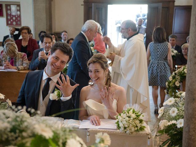 Il matrimonio di Alessio e Silvia a Viterbo, Viterbo 18