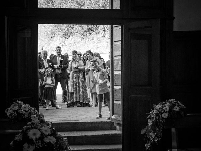 Il matrimonio di Alessio e Silvia a Viterbo, Viterbo 24