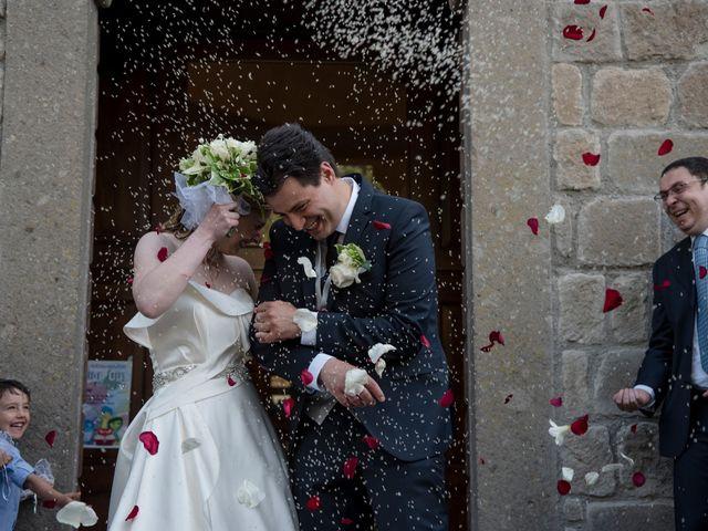 Il matrimonio di Alessio e Silvia a Viterbo, Viterbo 25