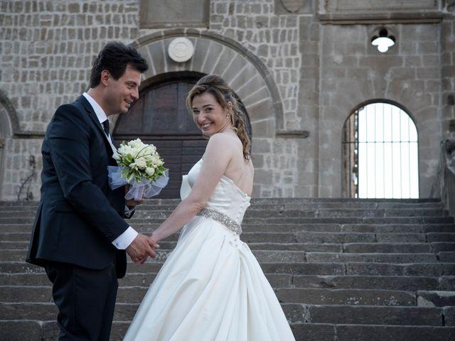 Il matrimonio di Alessio e Silvia a Viterbo, Viterbo 30