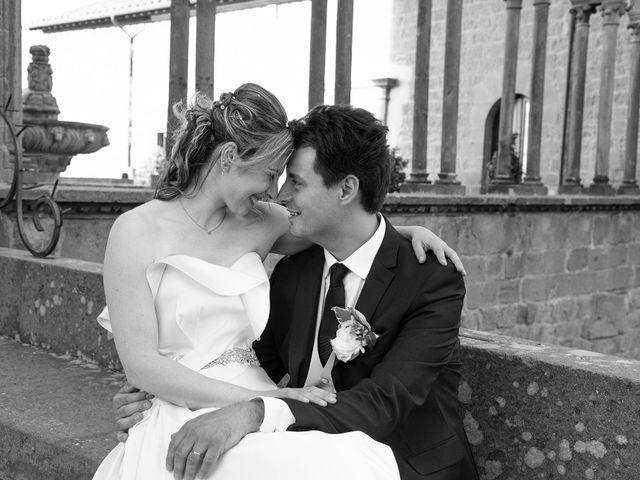 Il matrimonio di Alessio e Silvia a Viterbo, Viterbo 31