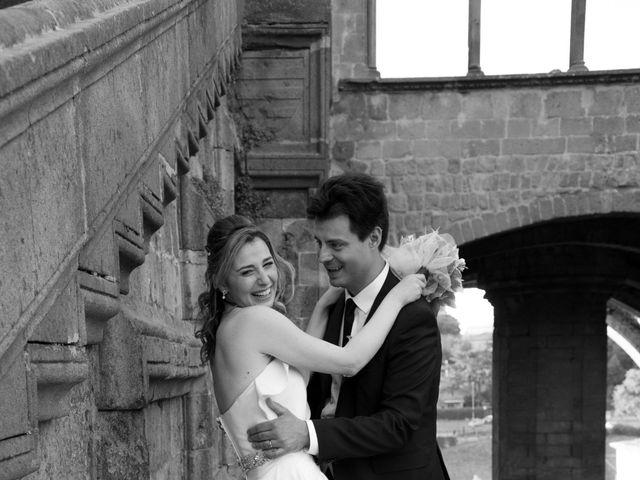 Il matrimonio di Alessio e Silvia a Viterbo, Viterbo 34