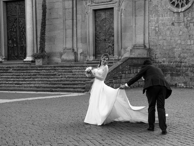 Il matrimonio di Alessio e Silvia a Viterbo, Viterbo 35