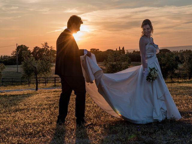 Il matrimonio di Alessio e Silvia a Viterbo, Viterbo 37