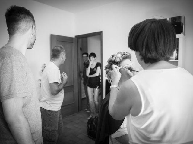 Il matrimonio di Franco e Miriam a San Gimignano, Siena 4