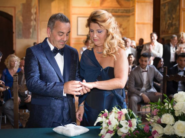 Il matrimonio di Franco e Miriam a San Gimignano, Siena 15