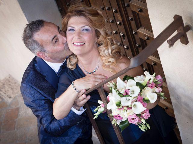 Il matrimonio di Franco e Miriam a San Gimignano, Siena 16