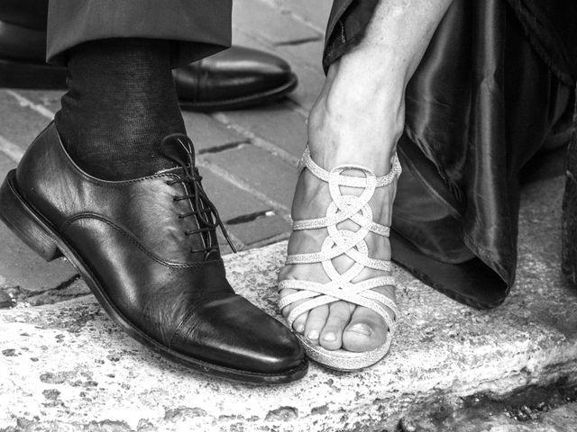 Il matrimonio di Franco e Miriam a San Gimignano, Siena 17