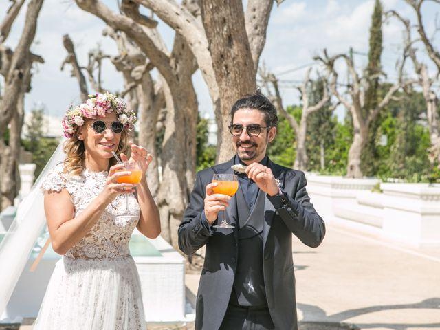 Il matrimonio di Vincenzo e Serena a Gravina in Puglia, Bari 5